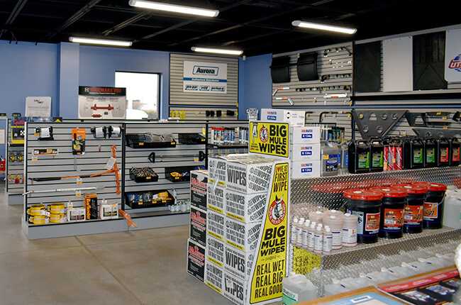STC Parts Show Room