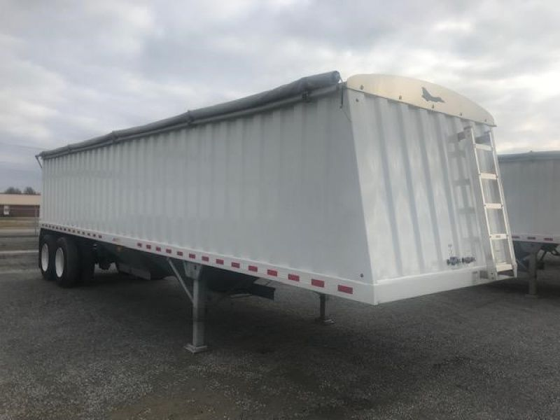 2020 JET 30' STEEL HOPPER/GRAIN TRAILER 4085974209