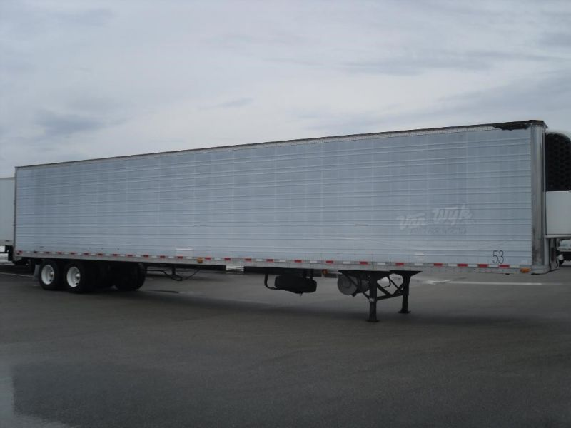 2003 GREAT DANE 53' SUPER SEAL REEFER TRAILER 4166694625