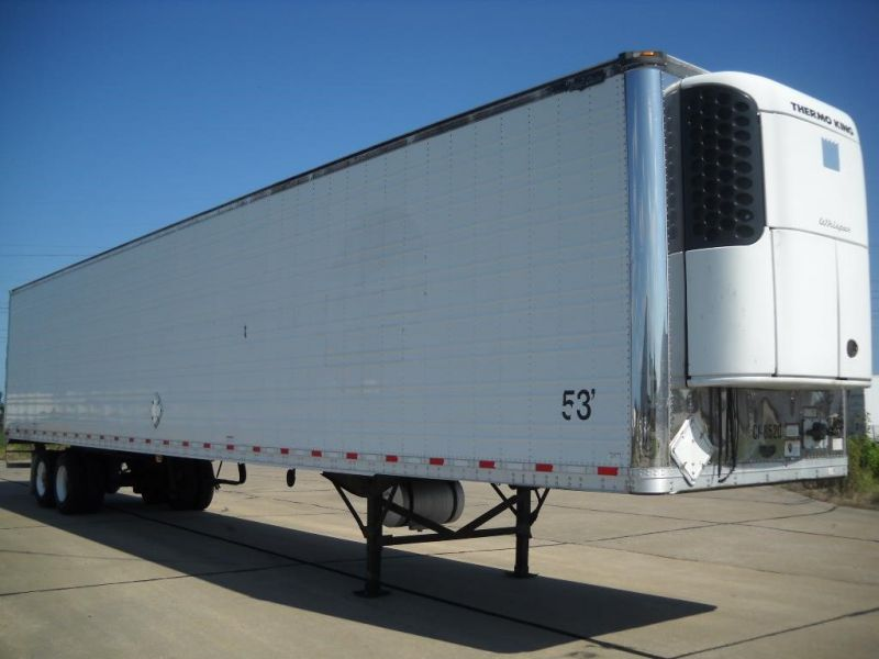 2009 GREAT DANE MULTI-TEMP REEFER TRAILER W/(3) ZONES 5066069627