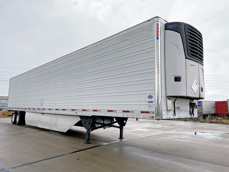 2012 UTILITY 3000R REEFER TRAILER 6008906301
