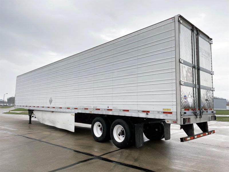 2012 UTILITY 3000R REEFER TRAILER 6008906671
