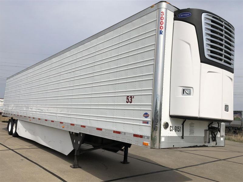 2014 UTILITY REEFER TRAILER W/ELECTRIC STAND-BY 6020230173