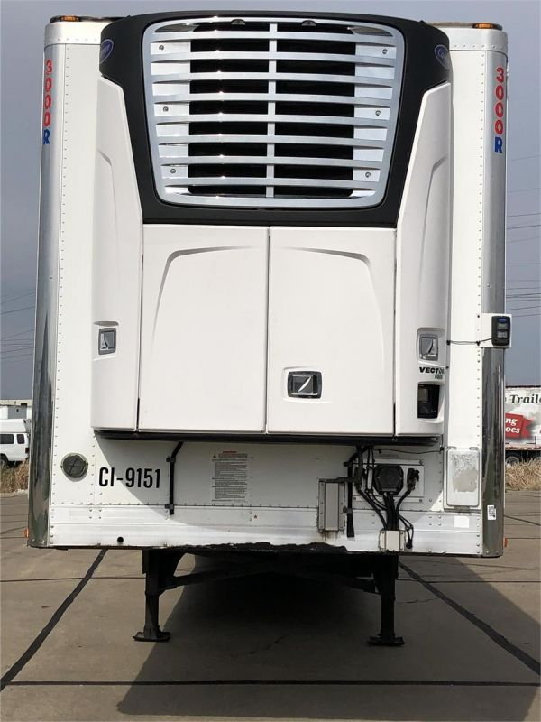 2014 UTILITY REEFER TRAILER W/ELECTRIC STAND-BY 6020230371