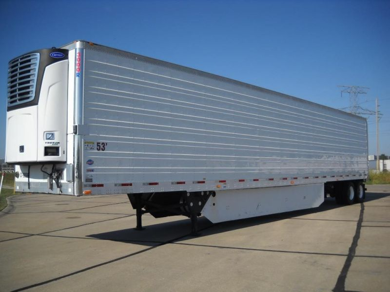 2014 UTILITY REEFER TRAILER W/ELECTRIC STAND-BY 5142395927