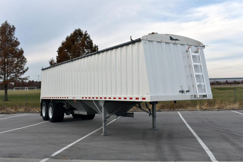 2020 JET 34' STEEL HOPPER/GRAIN TRAILER 5198222605