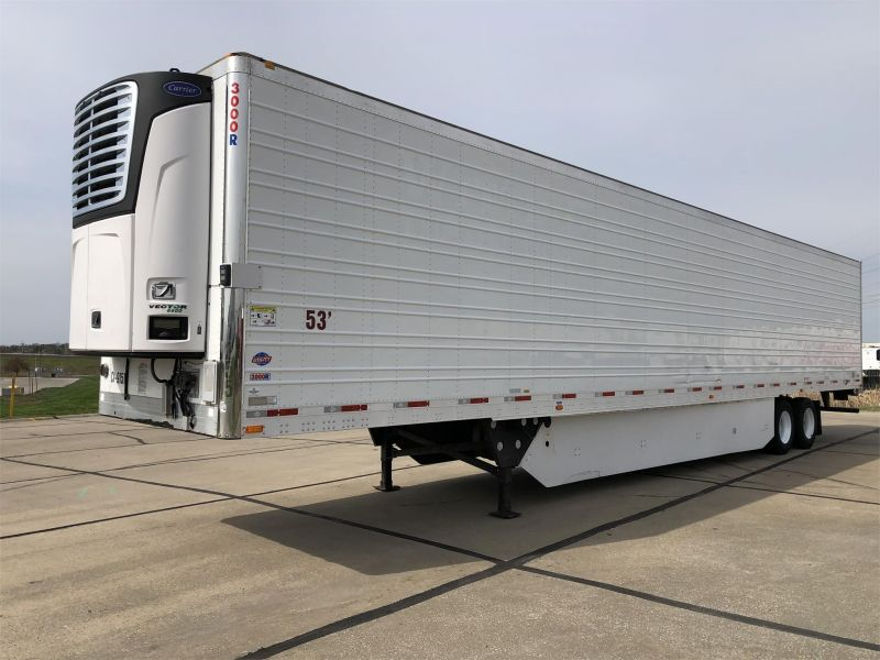 Thumbnail : 2014 UTILITY REEFER TRAILER W/ELECTRIC STAND-BY 6020230235