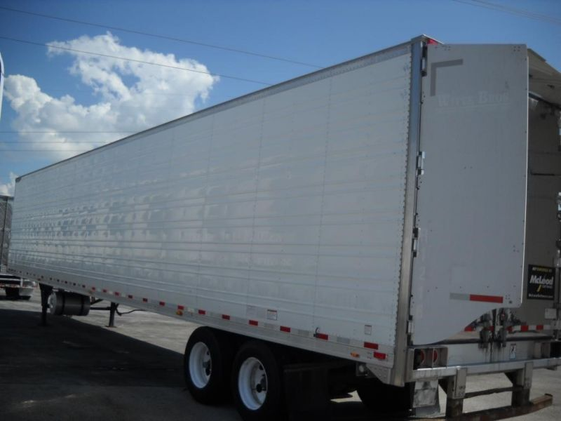 2013 GREAT DANE REEFER TRAILER W/ELECTRIC STAND-BY 5024951665