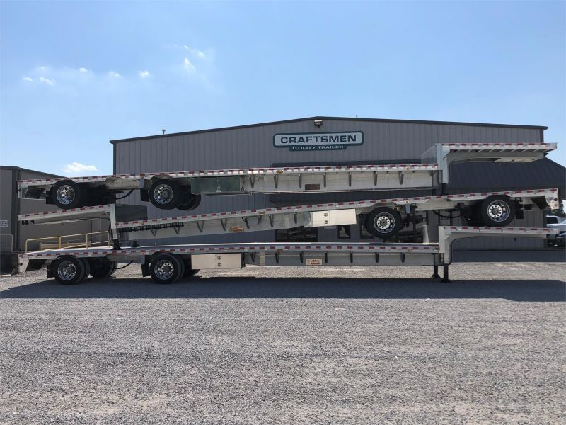 2021 REITNOUER DROPMISER DROP DECK TRAILER 5087434099