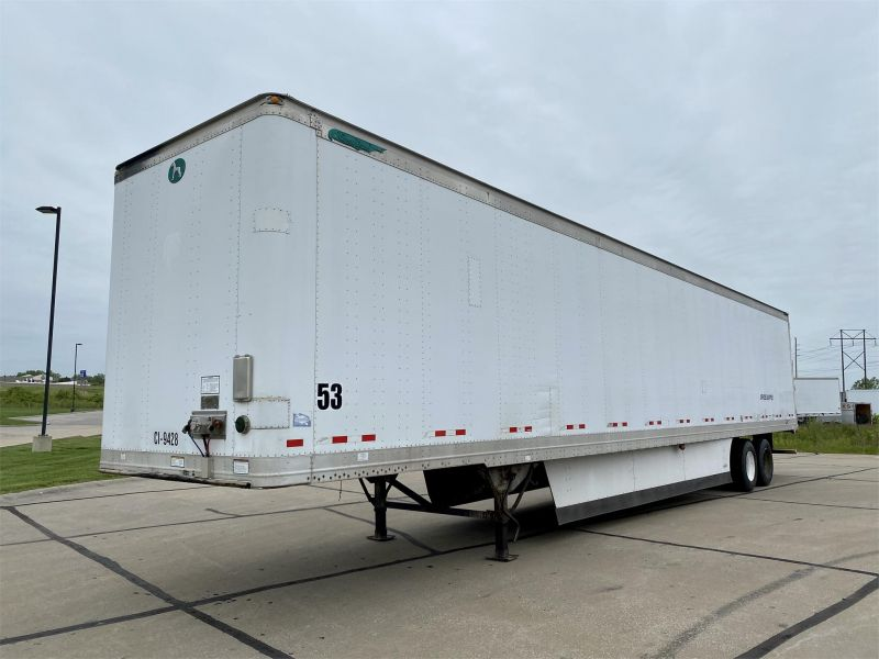 2006 GREAT DANE DRY VAN  TRAILER 6044637723