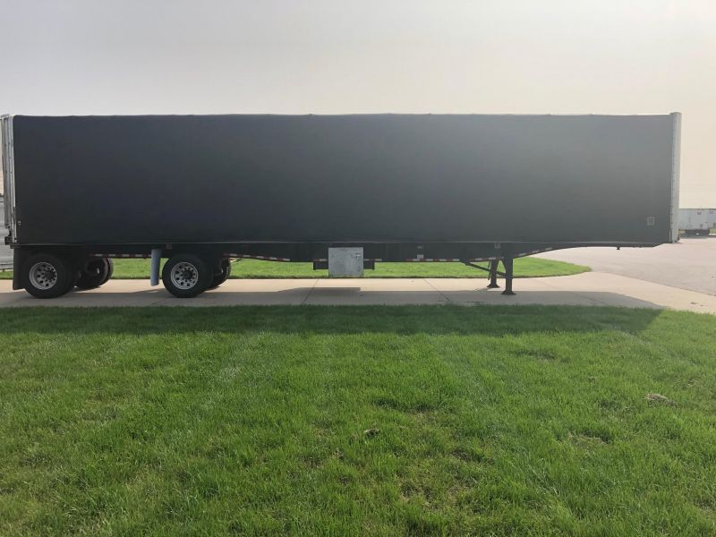2013 UTILITY FLATBED TRAILER 6129826097