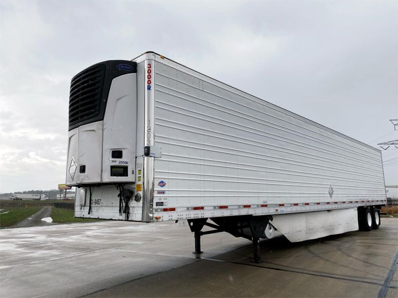 2012 UTILITY 3000R REEFER TRAILER 6008906925