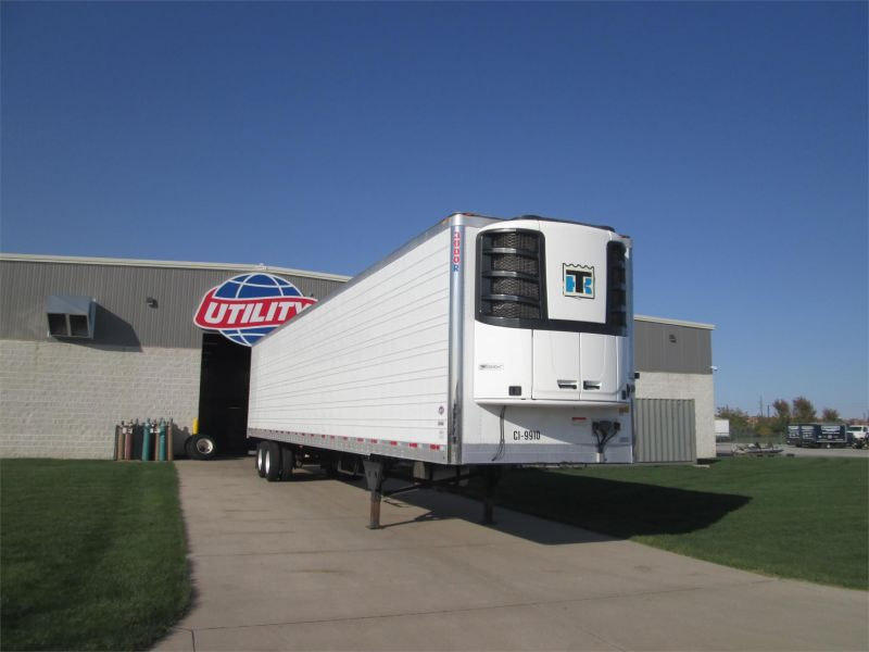 2019 UTILITY 3000R REEFER TRAILER 6152436961