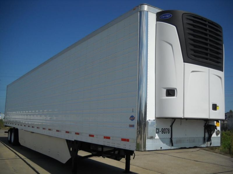 2012 UTILITY 3000R REEFER TRAILER 6178083085