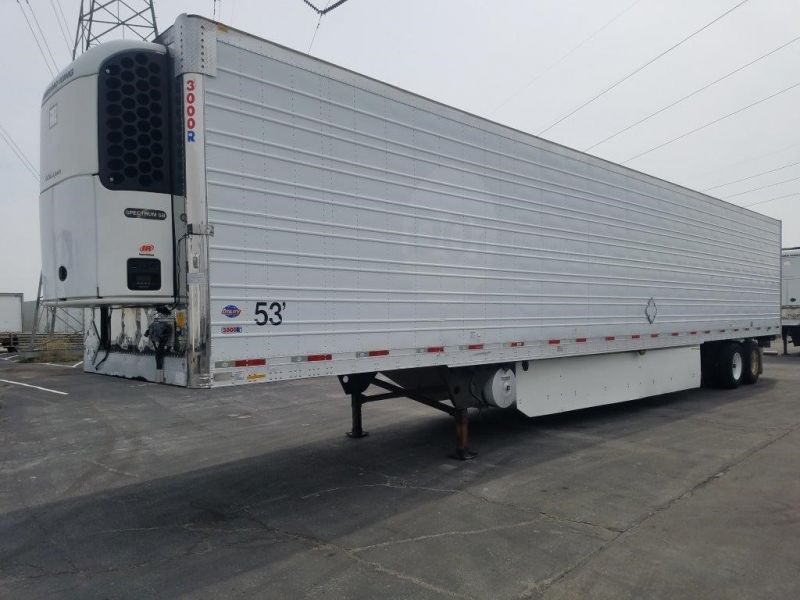 2012 UTILITY 3000R MULTI-TEMP REEFER TRAILER W/(3) ZONES 4046926175