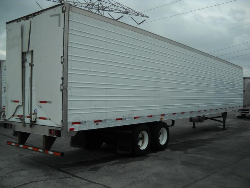 2012 UTILITY REEFER TRAILER W/(460V) ELECTRIC STAND-BY SPEC 4062441599