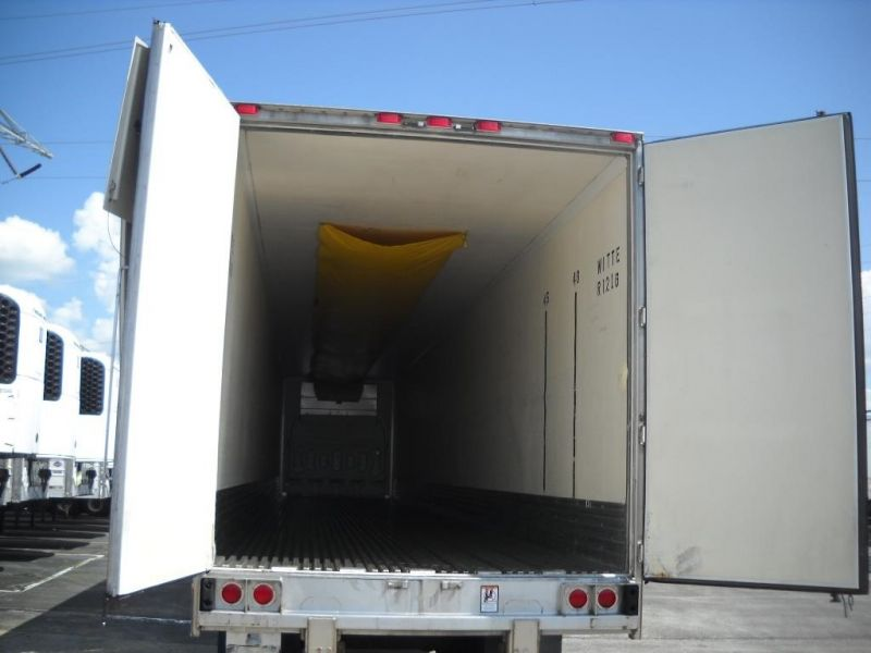 2013 GREAT DANE REEFER TRAILER W/ELECTRIC STAND-BY 4356274313