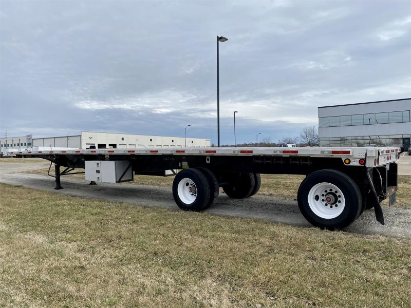 2013 UTILITY FLATBED TRAILER 5001785758