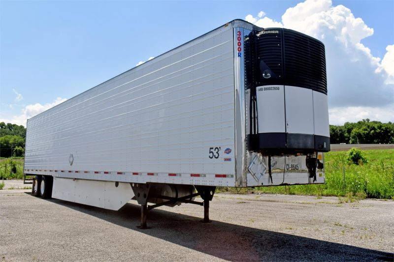 2009 UTILITY 3000R MULTI-TEMP REEFER TRAILER W/(3) ZONES 5013159461