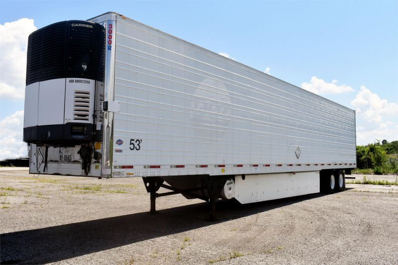 2009 UTILITY 3000R MULTI-TEMP REEFER TRAILER W/(3) ZONES 5013160391