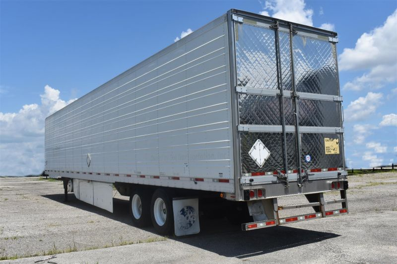 2009 UTILITY 3000R MULTI-TEMP REEFER TRAILER W/(3) ZONES 5013160809