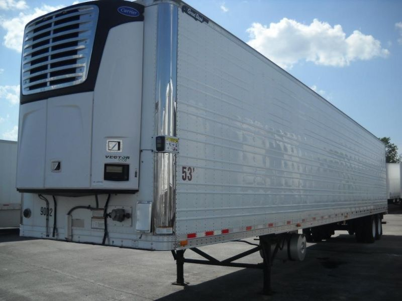 2013 GREAT DANE REEFER TRAILER W/ELECTRIC STAND-BY 5024951471