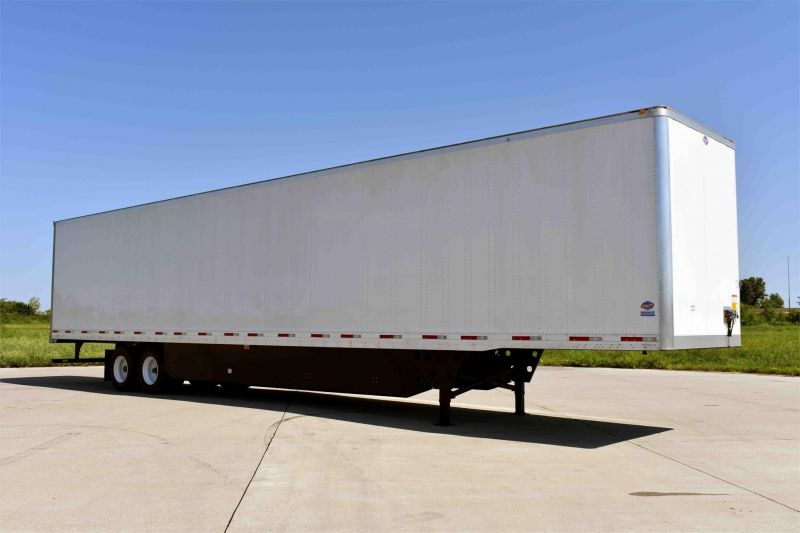 2022 UTILITY 53' 4000D-X-101 DRY VAN TRAILER W/ROLL UP DOOR 5034450933