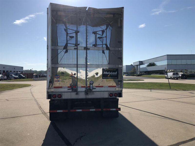 2014 UTILITY REEFER TRAILER W/ELECTRIC STAND-BY 5142396381
