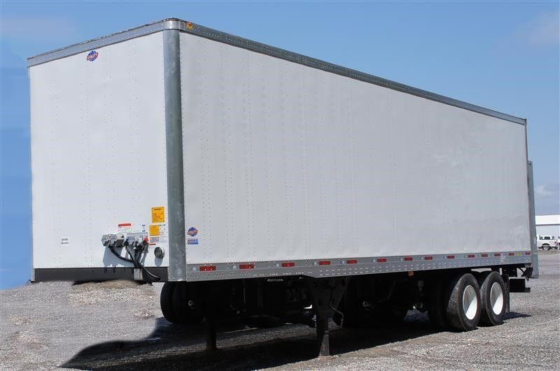 2021 UTILITY 36' ROLL-UP DOOR VAN TRAILER - END LOADER/BEVERAGE 6032686697