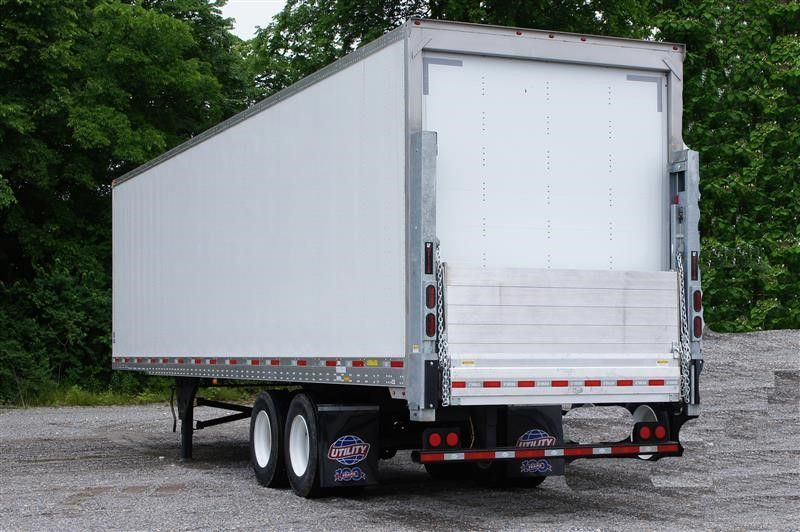 2021 UTILITY 40' ROLL-UP DOOR VAN TRAILER - END LOADER/BEVERAGE 6032692343