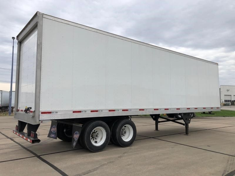 2020 UTILITY 36' INSULATED ROLL-UP DOOR VAN TRAILER - END LOADE 6164007905