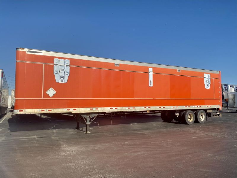 2009 GREAT DANE 48' SHEET POST DRY VAN TRAILER 6195497487
