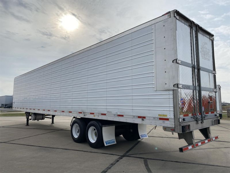 2016 UTILITY 3000R REEFER TRAILER 6212414271